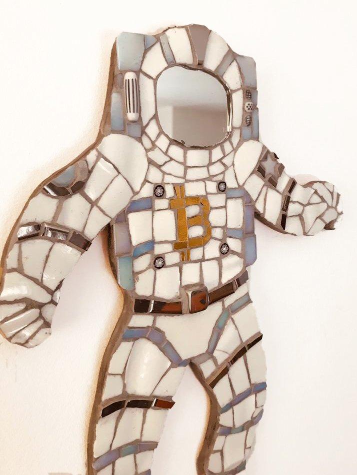 bitcoin spaceman